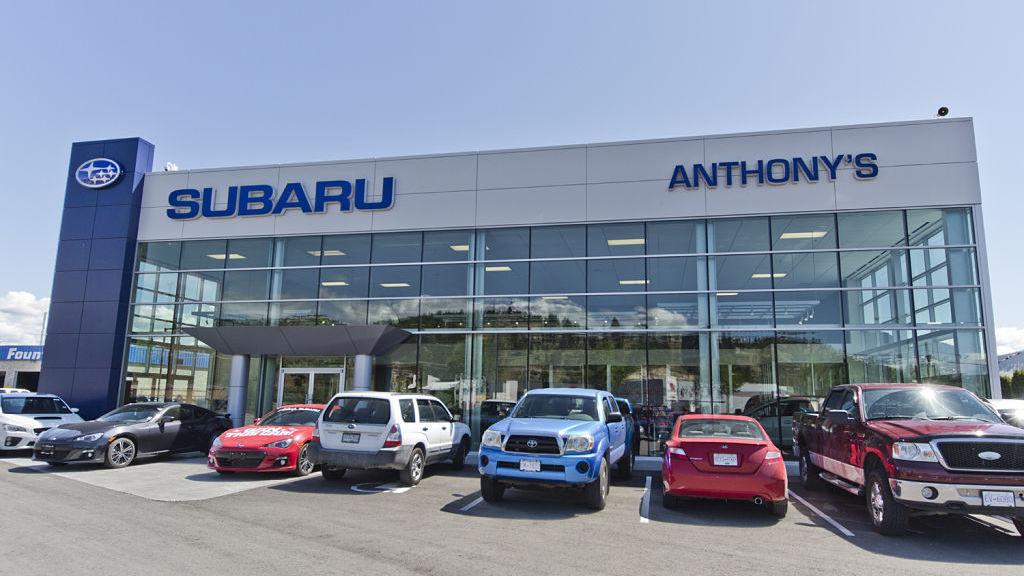 Subaru Kelowna